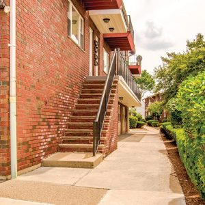 76th Street Apartments For Rent in North Bergen, NJ Building View