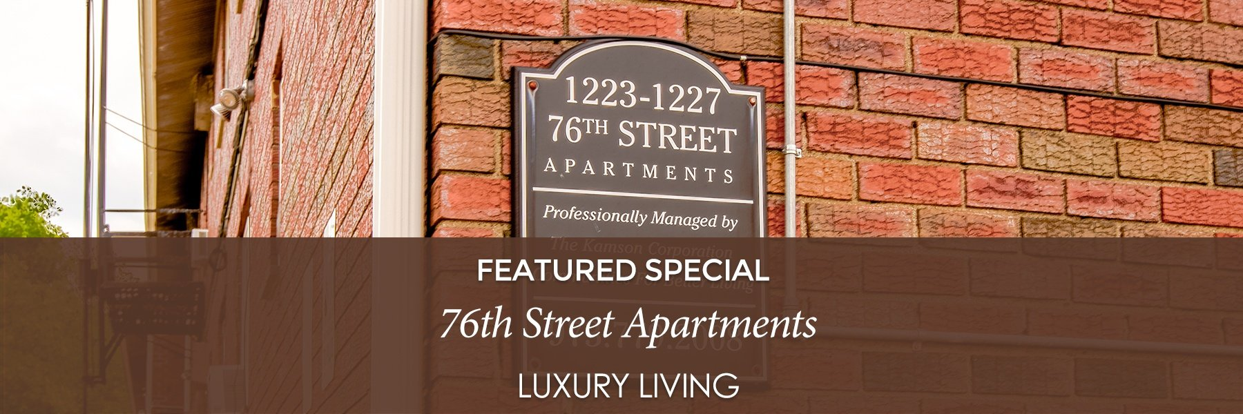 76th Street Apartments For Rent in North Bergen, NJ Specials